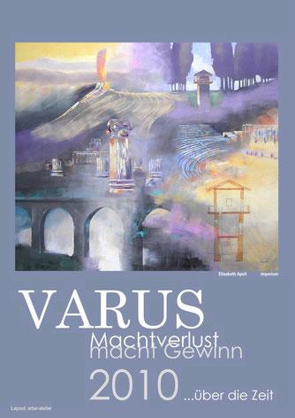 Titelblatt, Kalender VARUS 2010