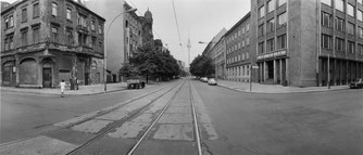 Hans Martin Sewcz - Oranienburger Straße Mai 1979