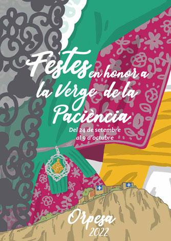 Fiestas de la Virgen de la Paciencia en Oropesa del Mar