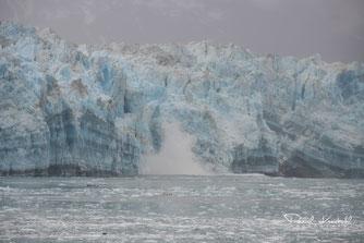 Hubbard Glacier, Hubbard Gletscher, Alaska, USA,  www.danielkneubuehl.com, Photographer/Fotograf: Daniel Kneubühl