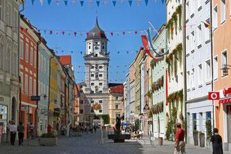 Altstadt Vilshofen