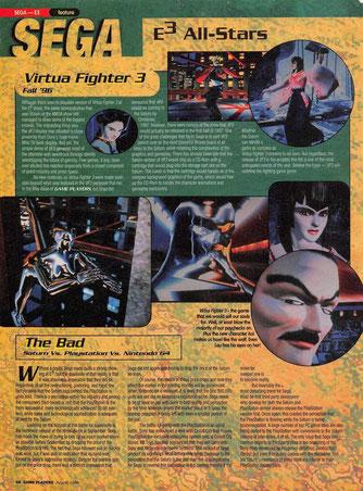 Virtua Fighter 3