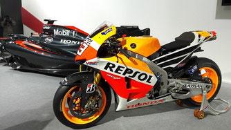 RCV213大阪モーターショー2015