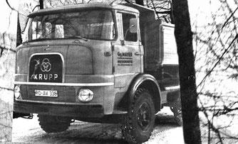 Gründung des Unternehmens, Georg Mayer GmbH, Nußdorf