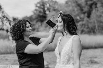 De perfecte make-up voor je bruiloft, boek Audrey Hendrikx Visagie