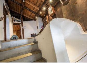 Treppe Obergeschoss