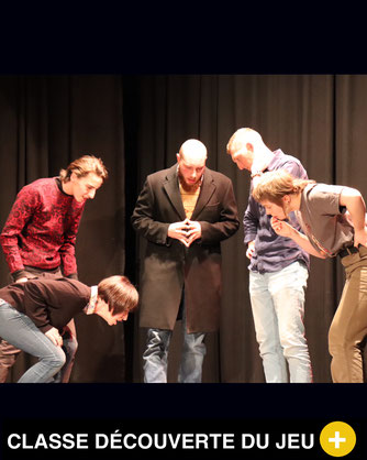 Classe Théâtre Ados Acting Line Studio