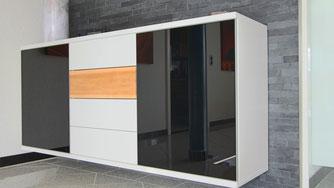Tischlerei Nengel Lahnstein Koblenz Möbel nach Maß Esszimmer Sideboard