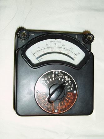 Siemens & Halske  Universal Multimeter Typ. Multizet