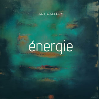 Carole Bécam - Galerie d'Art - Série énergie