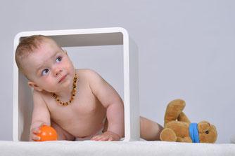 Babyfotos & Babybauchfotos im Fotostudio Alex