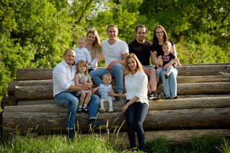 Familienfotos, Kinderfotos und Porträtfotos in Amberg & Sulzbach-Rosenberg