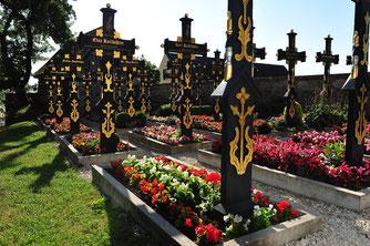 Friedhof-Südseite