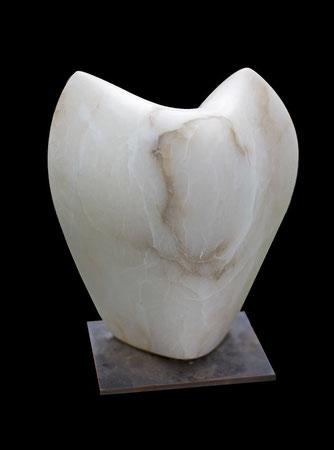 Engel; 2003; 50cm;          Alabaster