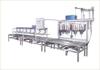 全自動凝固プレス K6-7 Uターン方式採用可能