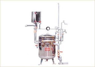 特殊蒸煮装置採用 ネオ釜