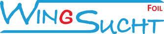 WingSucht / WindSucht, Wingfoilsucht, New Brand, Wingfoil Abteilung von WindSucht
