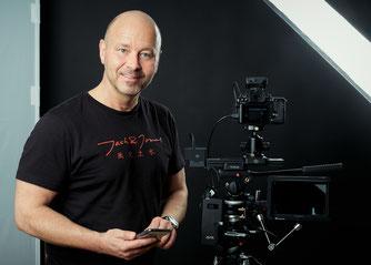 Einstieg in den Videodreh - Filmen mit DSLR und DSLM