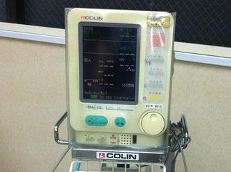 自動血圧・心拍・心電図計