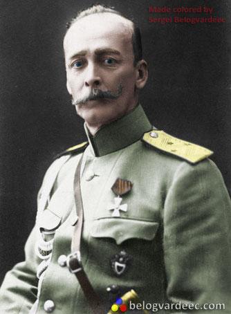 Начальник Штаба Донской Армии Кельчевский Анатолий Киприанович
