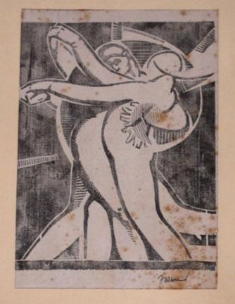 Dalbanne, La danse.
