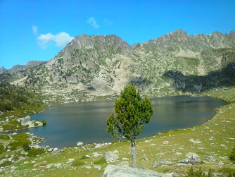 Balade ou randonnée à la carte sortie avec des groupes montagne ariège pyrénées Haute Ariège babeth