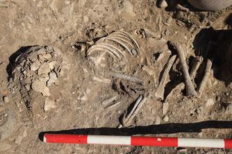 Archäologische Ausgrabung Georgien