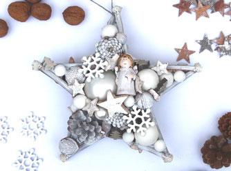 Stern für die Adventszeit