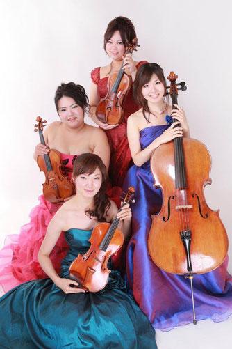 Piace Quartet(ピアーチェカルテット)