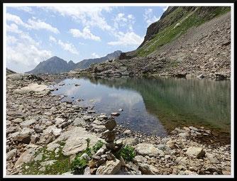 Lacs du Mont-Clapier (Mercantour)