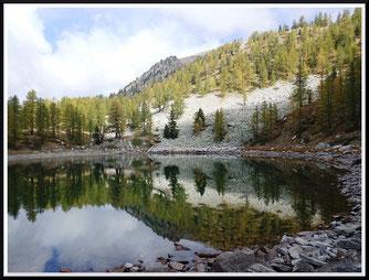 Lac Scluos (Mercantour)