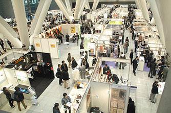 11月20日、21日JFW Japan Creation(東京国際フォーラム)