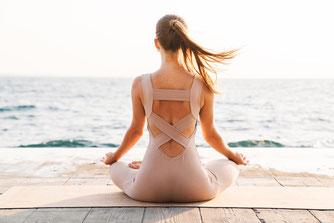 Yoga Burnout Retreat Spanien