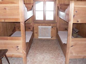 Beispiel 4-Bett-Zimmer