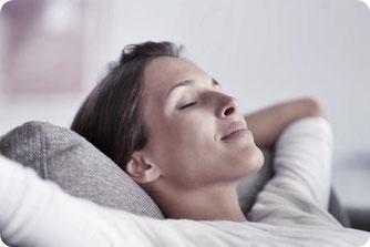 Spirituelle Seelenreisen erfolgen in tiefer Entspannung (hypnotischer Trance).