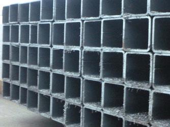 Stahlbauholprofile auf Maß gesägt