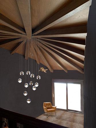 'Ideen zur Umgestaltung einer Landhausvilla im Schwarzwald' 03'21