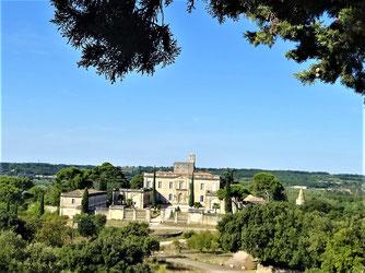 Les ruchers de Montagnac à partir de Montfrin : 12 septembre 2021