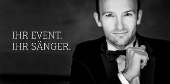 Christian Bruns - Sänger für Euer Event