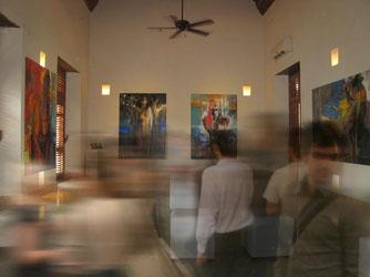 Espitia Gallery, Cartagena.