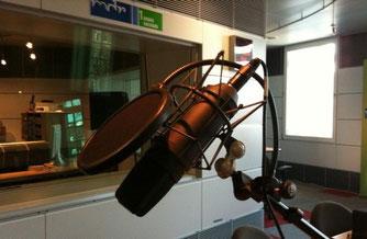 Aufnahmestudio MDR 1 Radio Sachsen