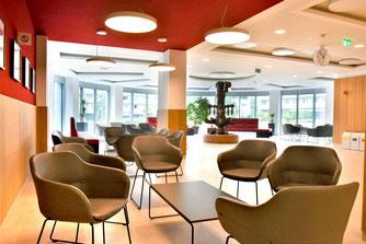 Das neue Kurmittelhaus im REDUCE Resort (c) Pavel Laurencik