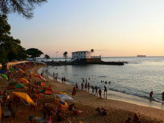 Strand Porto da Barra