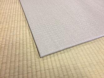 ダイケン和紙畳 清流 灰桜色