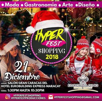 Hyper Fest Shopping - Edición Xmas Glam