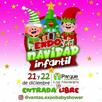 Expo Navidad Infantil - Expo Baby Shower