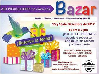 Bazar A & F Producciones - Edición Navideña