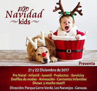 Expo Navidad Kids 2017