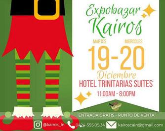 Expo Bazar Kairos - Edición especial 2017