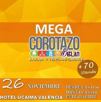 Mega Corotazo Glam - Noviembre 2017